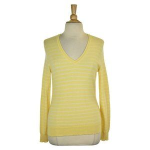 Lord & Taylor Pullovers LG Yellow